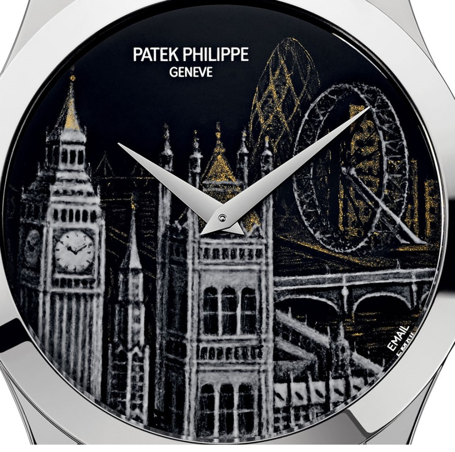 "A Look At Replica Patek Philippe's Super ""London Limited Editions"" for 2015"