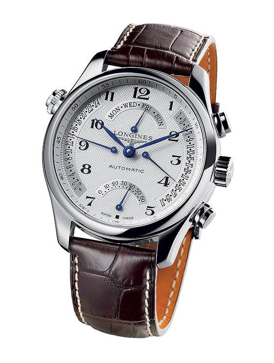 A Review of The Longines Master Collection Retrograde