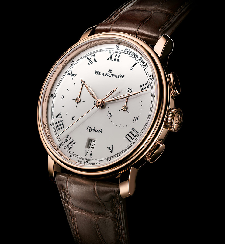 Presenting The Blancpain Villeret Chronographe Pulsomètre Replica