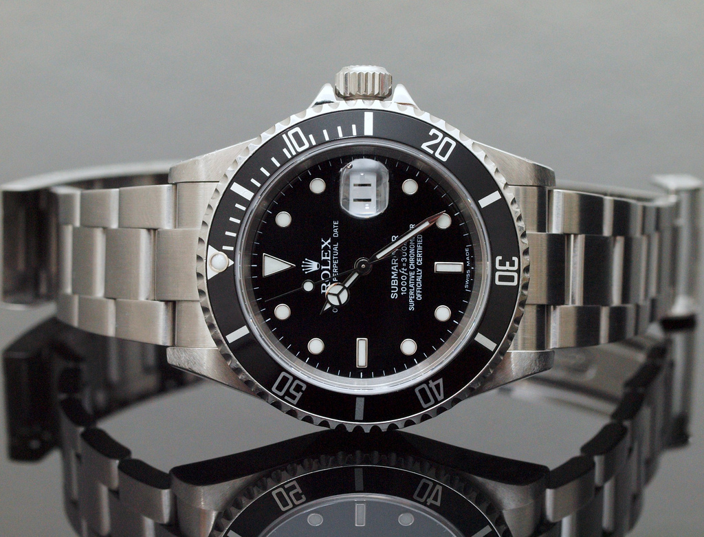 rolex submariner oyster perpetual