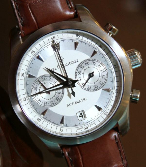 Carl F. Bucherer Manero CentralChrono Watch Watch Releases