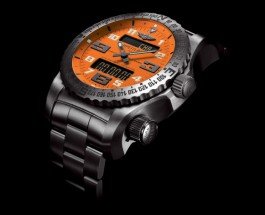 A Elegant Timepiece Of Breitling Emergency II Mens Replica