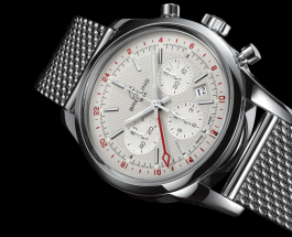 Hands-On With Breitling Transocean Chronograph GMT Replica Watches
