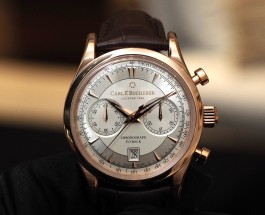 Take A Look At The Carl F. Bucherer 43mm Mens Replica Watches