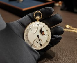 A Detailed Look At The Replica Breguet Marie-Antoinette No. 5 Watch With 54 mm 18K Yellow Gold Case