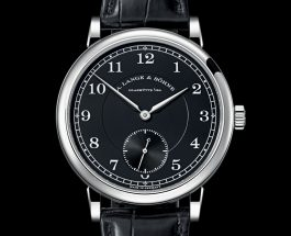 """Reviewing A. Lange & Sohne – 1815 """"200th Anniversary F. A. Lange""""Replica Watch"""