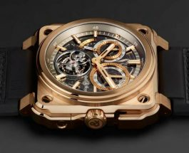 Introducing The Bell & Ross BR-X1 Tourbillon Mono-Pusher Chronograph Replica