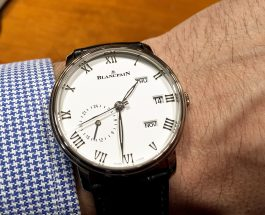 You Might Need A Classic, Affordable Blancpain Villeret Quantieme Annuel GMT Replica Watch