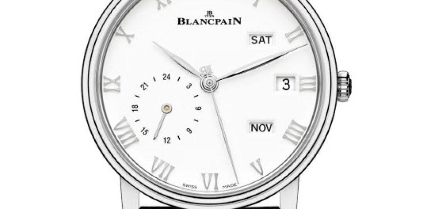 Blancpain Villeret Quantieme Annuel GMT Steel Case Replica