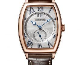 Up Close With The Swiss Made Classic Breguet Heritage 5410 Replica Watch