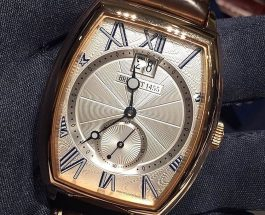 First Look: The Distinguished, Remarkable And Typical Breguet Heritage Grande Date 5410 Replica Watch