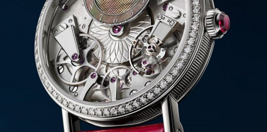 Breguet Tradition Dame 7038 Replica Watch For Lady