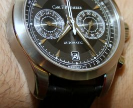 Swiss Movement Replica Watches Carl F. Bucherer Manero CentralChrono Watch