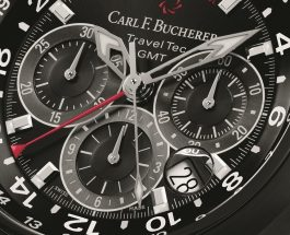 Replica Wholesale Suppliers Carl F. Bucherer Patravi TravelTec In Black Watch