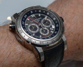 Replica Watches Online Safe Carl F. Bucherer Patravi TravelTec II Watch Hands-On