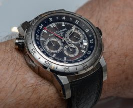 Replica Watches Online Safe Carl F. Bucherer Patravi TravelTec II Watch Hands-On