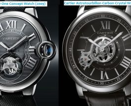 Wrists On High- End Replica Cartier Astrotourbillon replica