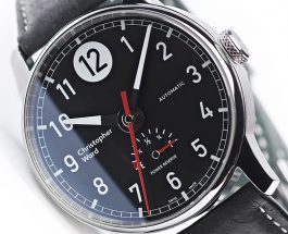 Detailed Review With The Christopher Ward C9 D-Type Replica Watch