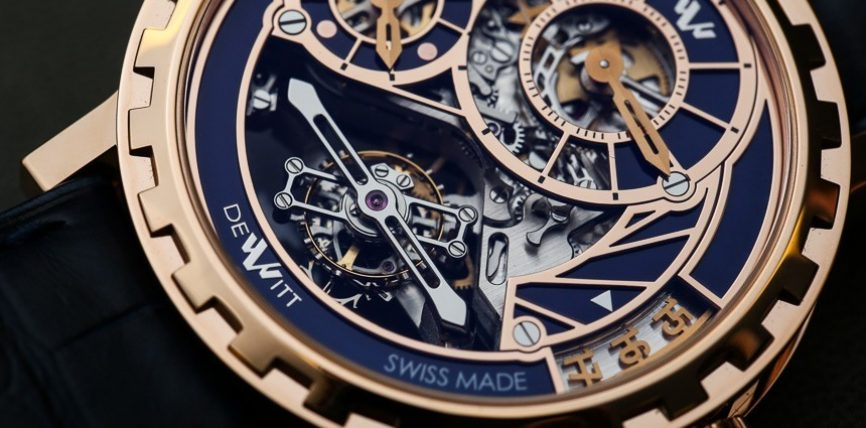 DeWitt Academia Grand Tourbillon Watch Hands-On Replica Buyers Guide
