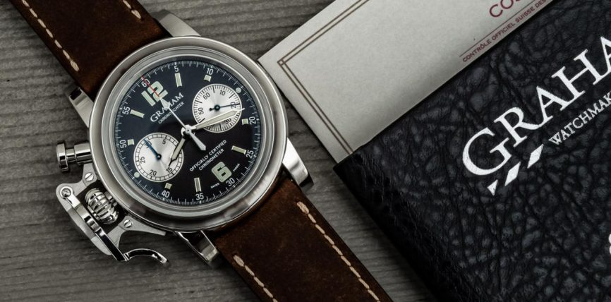 Graham Chronofighter Vintage 25th Anniversary Limited-Edition Replica Watches