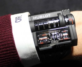 Introducing Hublot Creative MP-07 42 Days Power Reserve Replica Watch