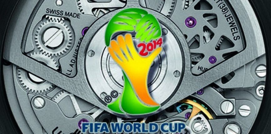 Replica At Best Price Watches Of The 2014 Brazil World Cup
