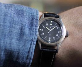 Take A Look At The Simple And Cheap IWC Mark XI Replica Watch