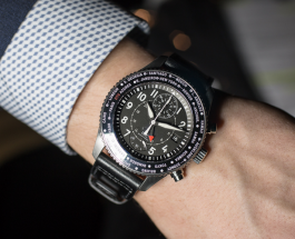 Reviewing The Advanced Complicated IWC Pilot's Watch Timezoner Chronograph Replica Watch