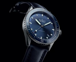 A Review Of  Blancpain Fifty Fathoms Bathyscaphe Men's Replica