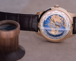 Introducing The Jaeger-LeCoultre Geophysic Universal Time Mens Replica