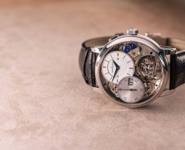 Show You The Replica Jaeger-LeCoultre Master Grande Tradition Gyrotourbillon 3 Jubilee Watch