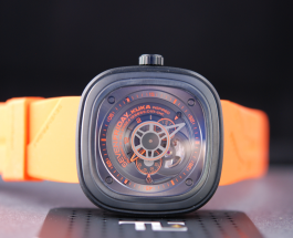 Limited Edition Watch Series:SevenFriday P3/04 Kuka 47mm Replica