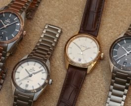 Review 2015 Omega Globemaster Co-Axial Master Chronometer Replica Watch