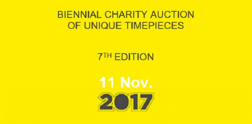 Our Take On The Timepieces To Be Sold At The Only Watch 2017 Charity Auction Replica Watches Essentials