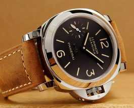 Panerai Luminor PAM 390 Replica Watch Review