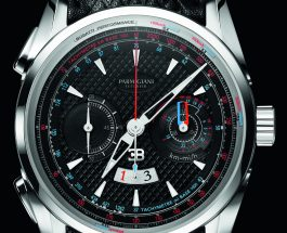 Take A Look At The Parmigiani Bugatti Aerolithe Performance Titanium Replica