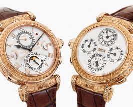 Take A Look At The Patek Philippe Grandmaster Chime Ref. 5175 Replica