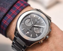 Take A Look At The Piaget Polo S Chronograph Replica Watch
