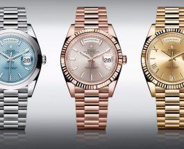 Introducing Rolex Day-Date 40 Replica Watch