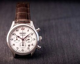 Hands-On with the Seiko Presage 60th Anniversary Chronographs Replica Watch