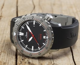 Detailed Review With The Sinn U212 EZM 16 Diver's 47mm Case Replica