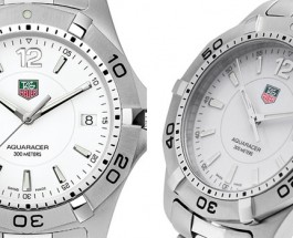 Coolest Tag Heuer Aquaracer diving-ready replica timepiece