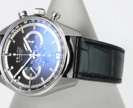 Up Close With The Elegant Zenith El Primero Chronomaster 36,000 VPH Replica Watch For Men