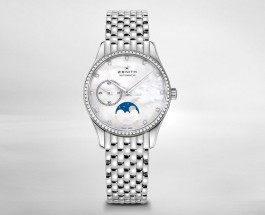 Take A Look At The Zenith Elite Ultra Thin Lady Moon Phase Replica Watch