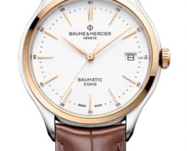 Replica Watches Buy Online Baume & Mercier – Clifton Baumatic