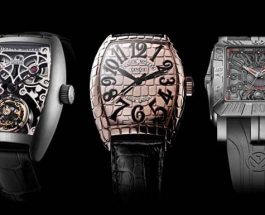 Low Price And Luxury Swiss Made Franck Muller Replica Watches