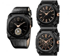 Luxury Black watches from Baselworld – Black is black Replica Wholesale