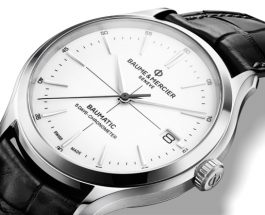Low Price Replica Baume & Mercier – The Baumatic: Baume & Mercier's masterstroke