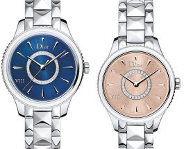 Replica Dior – Dior VIII Montaigne steel goes with grey