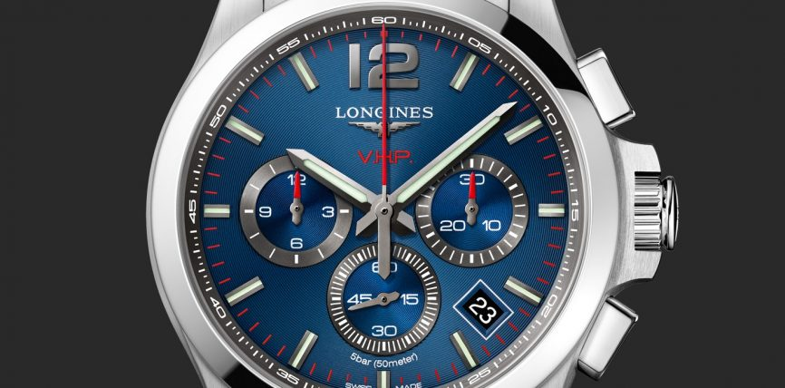 Longines Unveils The Conquest V.P.H, A New Replica Watch Equipped With A New-generation High-precision Quartz